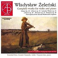 Zelenski: Complete Works for V