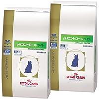 【4袋セット】ロイヤルカナン 食事療法食 猫用 pHコントロールライト ドライ 500g