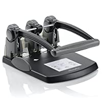 Swingline 3 Hole Punch Extra High Capacity Fixed Centers 300 Sheets (A7074194) 【Creative Arts】 [並行輸入品]