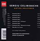 Bruckner: Symphonies 3-9, Te Deum, Mass in F Minor 画像