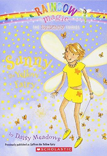 Sunny, the Yellow Fairy (Rainbow Magic: the Rainbow Fairies)の詳細を見る