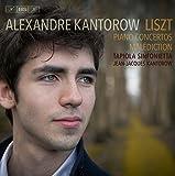 Liszt: Piano Concertos by Alexandre Kantorow (2015-08-03)