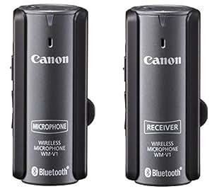 Canon ワイヤレスマイクロフォン WM-V1
