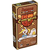 [Cryptozoicエンターテイメント]Cryptozoic Entertainment Adventure Time Card Wars Fionna vs Cake Game 02117CZE [並行輸入品]