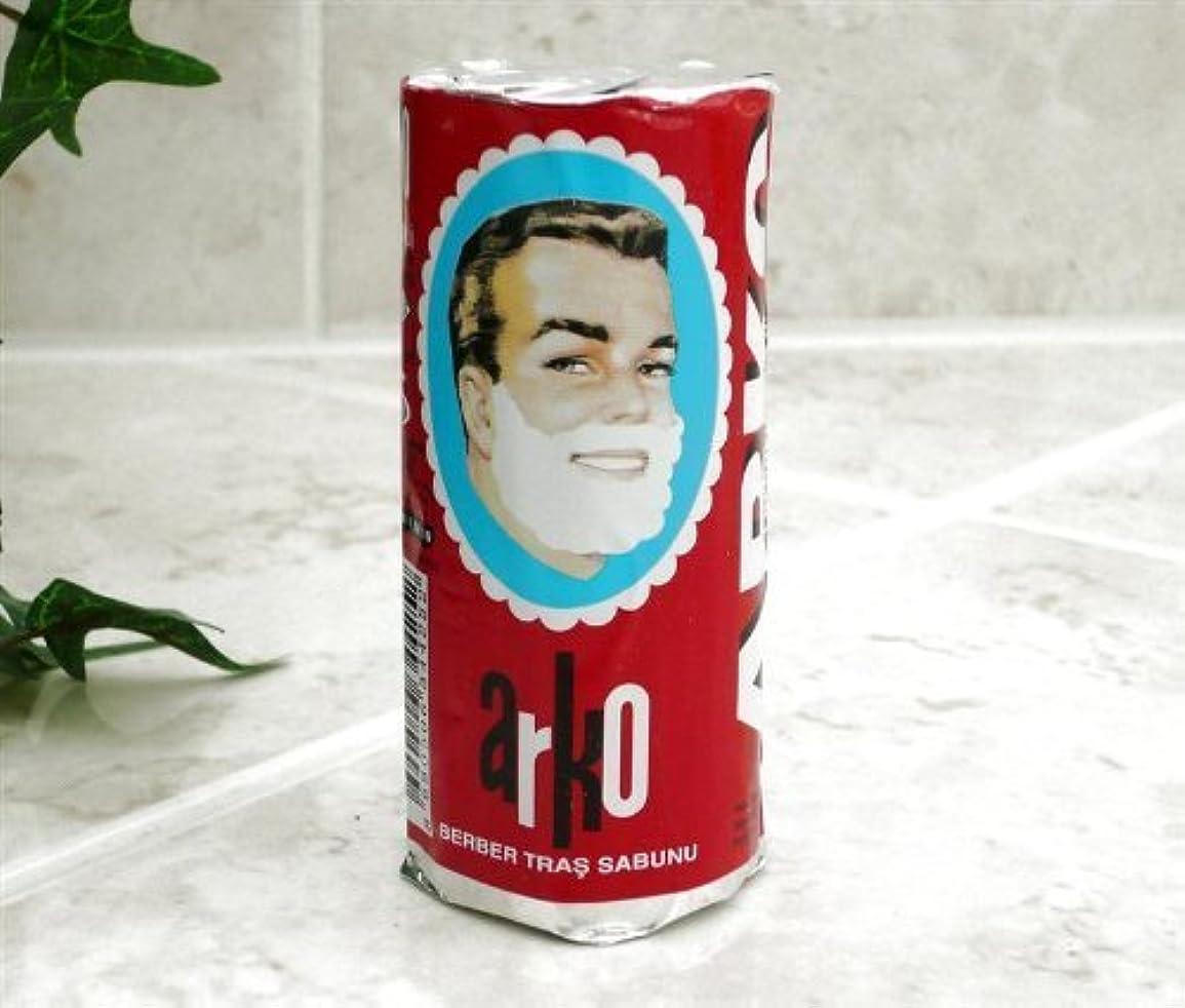 読み書きのできない許される同盟Arko Shaving Cream 5 PCS [並行輸入品]