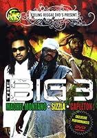 Big 3: Machel Montano / Sizzla / Capleton [DVD]