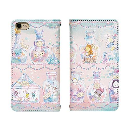 Carine iPhone 8 手帳型 スマホケース スマホ...