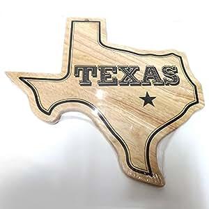 テキサス カッティング ボード (テキサス形のカッティングボード)
