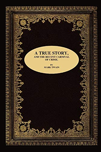 Download A True Story, and the Recent Carnival of Crime 1411691148