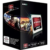 AMD A-Series A10 5800K Black Edition ソケットFM2 TDP 100W 3.8GHz×4 GPU HD7660D  AD580KWOHJBOX