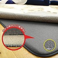 ラグ専用下敷き 敷くだけで簡単にふっくらカーペットに早変わり ふかぴた ふかピタ (115×170cm)