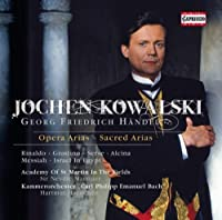 Opera & Sacred Arias / Italian Solo Cantatas by GEORGE FRIDERIC HANDEL (2010-09-28)