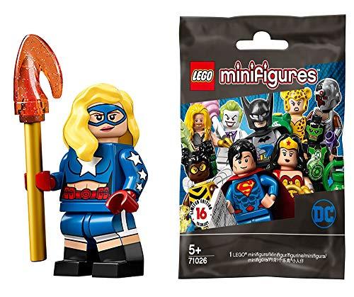 レゴ(LEGO) ミニフィギュア DCスーパーヒーローズ シリーズ スターガール│Stargirl 【71026-4】