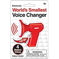 [ウェストミン スター]Westminster World's Smallest Voice Changer, Red [並行輸入品]