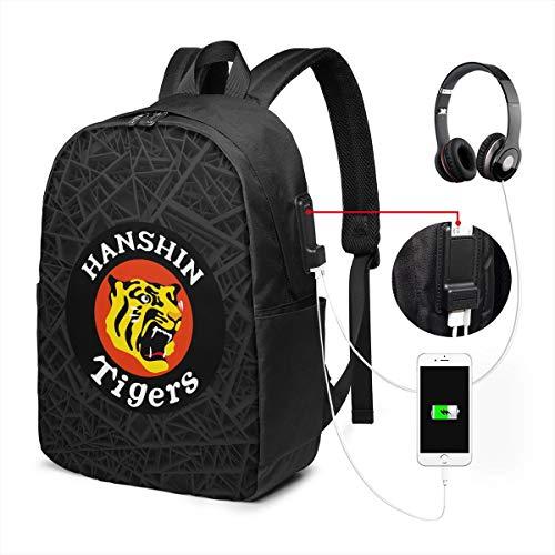 阪神タイガース リュック リュックサック バックパック ビジネスリュック USB充電ポート付