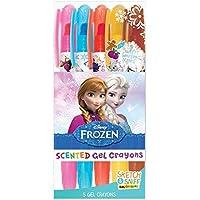 Disney Frozen Sketch & Sniffジェルクレヨンby Scentco