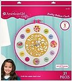 アメリカンガールクラフト 手作りプリティーボタン時計 American Girl Crafts Pretty Button Clock