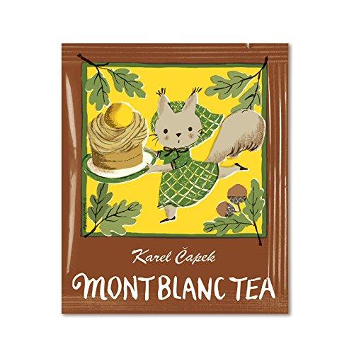 変り種の紅茶 モンブランティー ティーバッグ 5パック