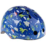 D DOLITY Kids Helmet Boys Girls Bicycle Helmets Hard PVC for Cycling Scooter Rollerblading