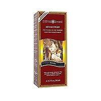Surya Henna, Henna Cream, Hair Coloring & Hair Treatment, Black, 2.31 fl oz (70 ml)