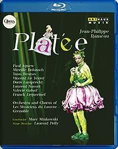 ジャン=フィリップ・ラモー: 歌劇「プラテ」 Rameau: Platee [Blu-ray Disc]