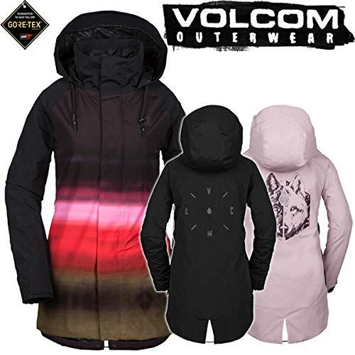 18-19 VOLCOM/ボルコム LEDA GORE-TEX jacket レディース スノーウェア ゴアテックス ジャケット スノーボ...