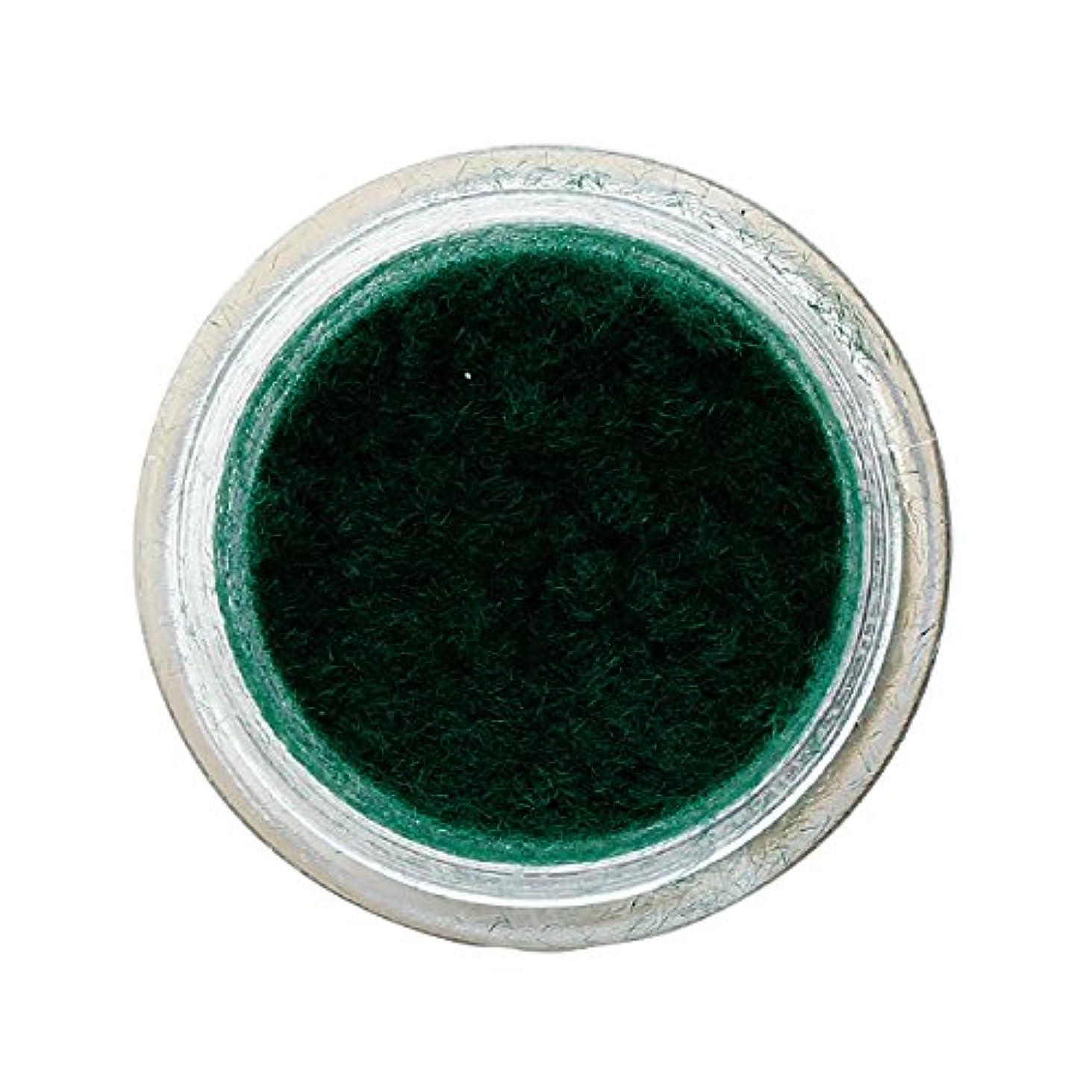 副変化ネーピアベルベットネイル 1g モスグリーン