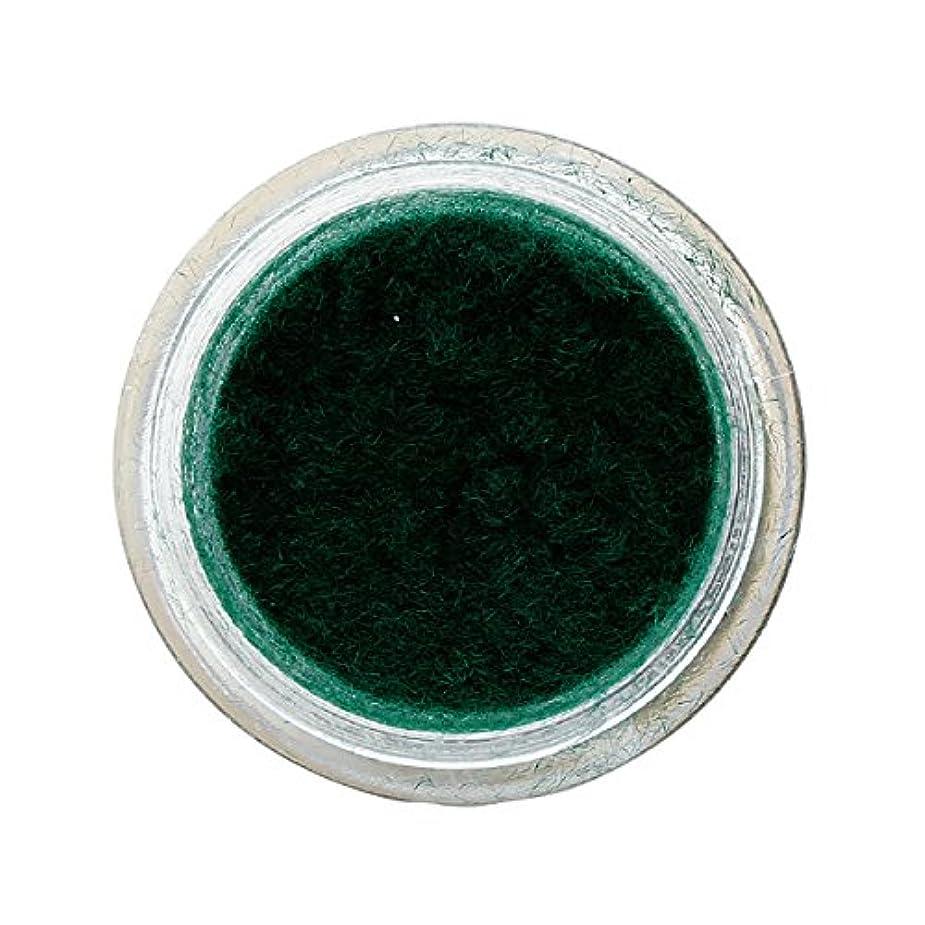 容赦ない混雑多様性ベルベットネイル 1g モスグリーン