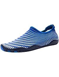 Fenteer 靴 ヨガ ウォーターシューズ スイミング サーフ ビーチ ウォーキング マルチサイズ  速乾 通気 吸汗 抗菌
