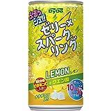 ダイドードリンコ ぷるっシュ!! ゼリー×スパークリング レモン 190g×30本