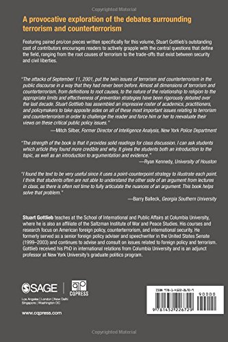 thesis on terrorism and counterterrorism This thesis explores the 's legaleu -institutional response to international terrorism since 9/11 through an analytical approach this work connects counterterrorism measures with outcomes in order to determine whether the european.