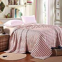 夏の寝具、コットンコットンサマーキルト、夏のクールなキルト、エアコンキルト