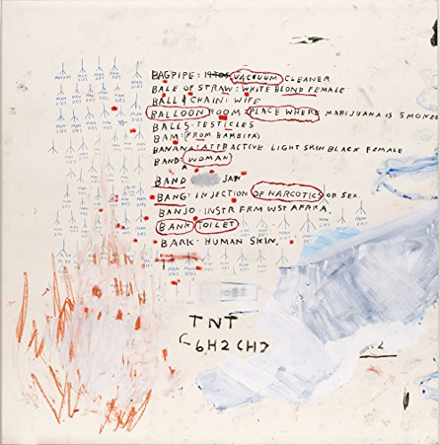 Jean-Michel Basquiat: Words Are All We Have