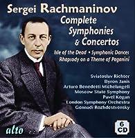 Rachmaninov: Complete Symphoni