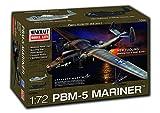 ミニクラフト 1/72 第二次世界大戦 アメリカ海軍 マーチンPBM-5 マリナー飛行艇 プラモデル MC11684