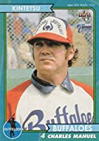 BBM ベースボールカード タイムトラベル 1979 42 マニエル 近鉄バファローズ (レギュラーカード/1979年のプロ野球)