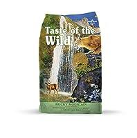 Taste Of The Wild Rocky Mountain Feline Roasted Venison Smoked Salmon Cat Food 2.27 Kg
