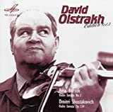 Oistrakh Edition Vol. 5 - Bartok, Shostakovich: Violin Sonatas