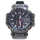 CASIO カシオ G-SHOCK SKY COCKPIT GPW-1000-1AJF GPSハイブリッド電波ソーラー 腕時計 黒 フリー