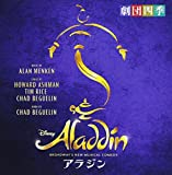 BROADWAY'S NEW MUSICAL COMEDY アラジン (¥ 2,890)