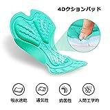 【サンティック】Santic メンズ サイクルパンツ サイクルタイツ 裏起毛 3Dパッド付き 防寒 冬用 画像