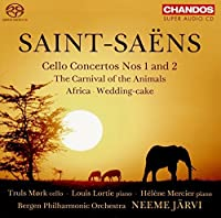 Saint-Saens: Cello Concerto & Other Works by Truls Mork