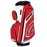 (Red/White/Black) - Callaway 2019 Chev Org Golf Cart Bag