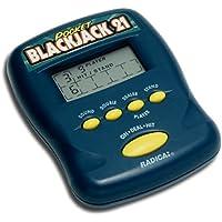 [Radica]Radica Pocket Blackjack 21 Electronic Handheld Game 9807 [並行輸入品]