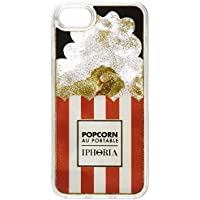 [アイフォリア]iPhone 7/8対応 Popcorn Red and White Stripes for iPhone 7/8