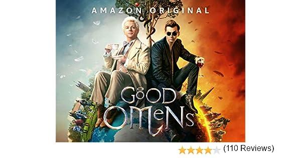 Amazon.co.jp: グッド・オーメンズ (吹替版)を観る   Prime Video