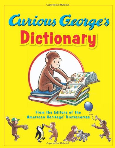 Curious George's Dictionaryの詳細を見る