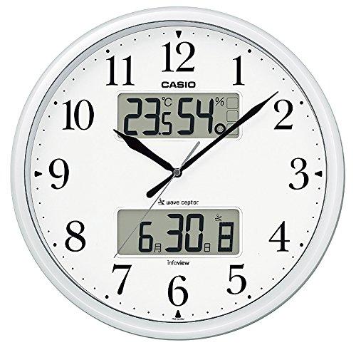 カシオ 壁掛け時計 ITM-660NJ-8JF