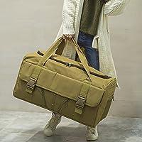 cnhive 大容量 ボストンバッグ 80L 超大型バッグ 引っ越しバッグ 荷物 運搬 衣類?布団収納袋 布団収納ケース 600Dオックスフォード 丈夫 撥水バッグ 持ち手付 スボーツ アウトドア キャンプ 旅行 特大収納袋 65*34*33CM