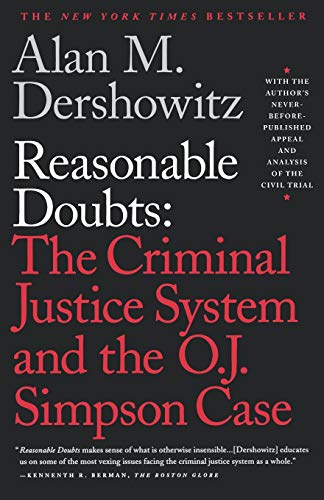 Download Reasonable Doubts: The Criminal Justice System and the O.J. Simpson Case 068483264X